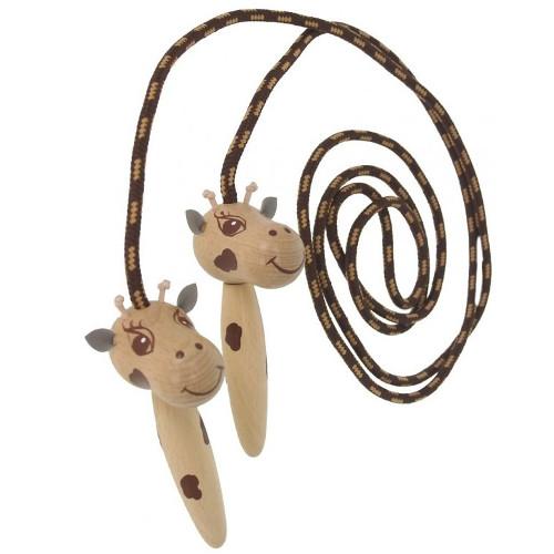 Dětské švihadlo Žirafa