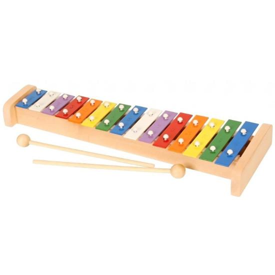 Xylofon 15 tónů