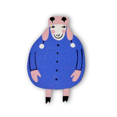 Magnetka ovce ve svetru