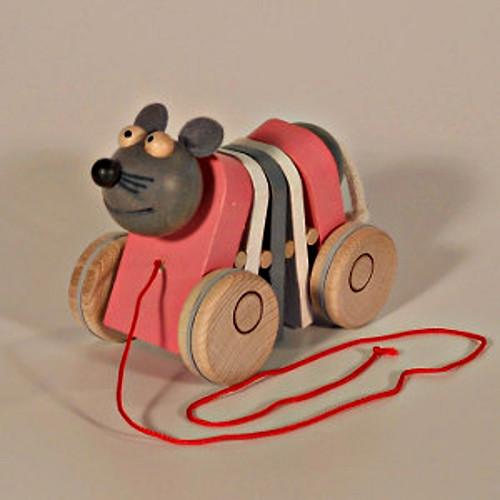 Klapací hračka Myška