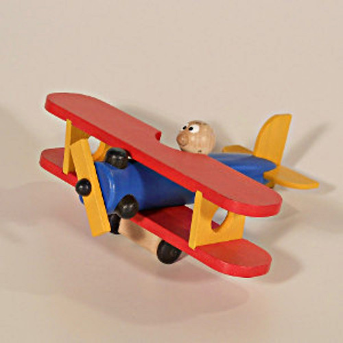 Letadlo - dvojplošník
