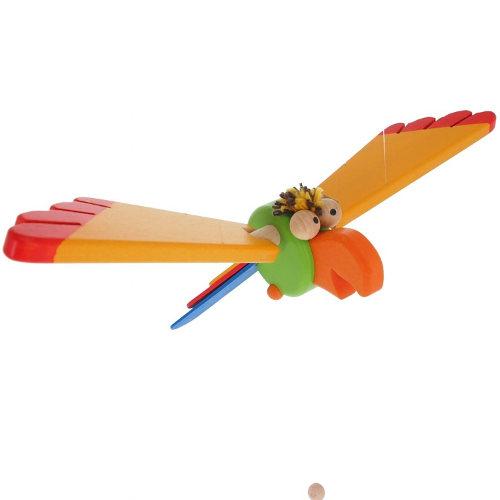 Závěsná dekorativní hračka Papoušek