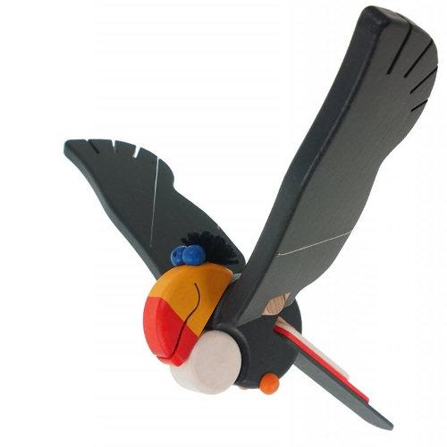 Závěsná dekorativní hračka Tukan