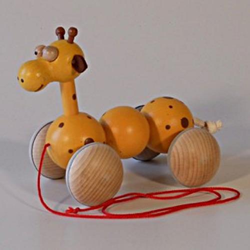Vrtící Žirafa