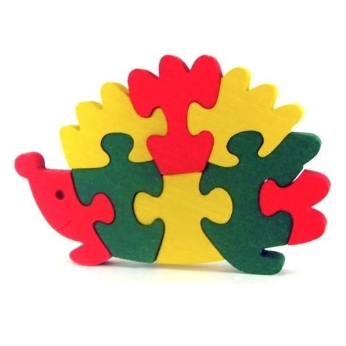 Puzzle Ježek