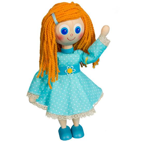 Ohebná panenka - holčička